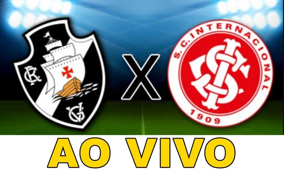 Vasco x Internacional ao vivo online e na TV – Foto/Divulgação