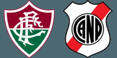 Fluminense x Nacional ao vivo. Foto/Montagem