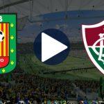 Assista ao vivo Fluminense x Deportivo Cuenca - Foto/Divulgação