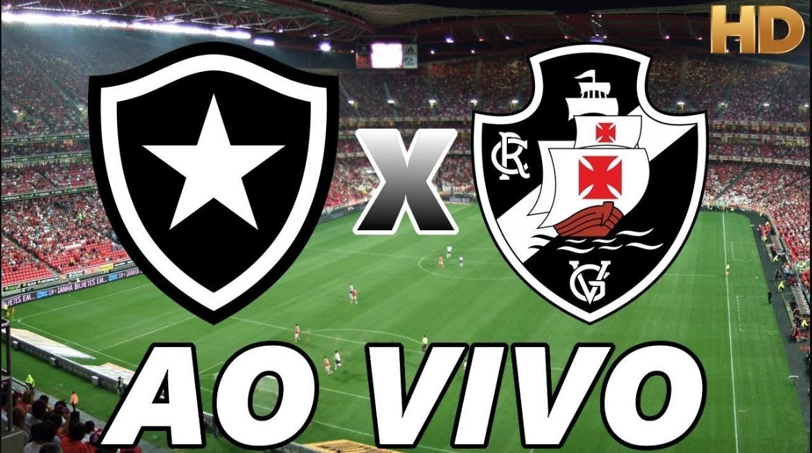 Botafogo x Vasco ao vivo online - Foto/Divulgação