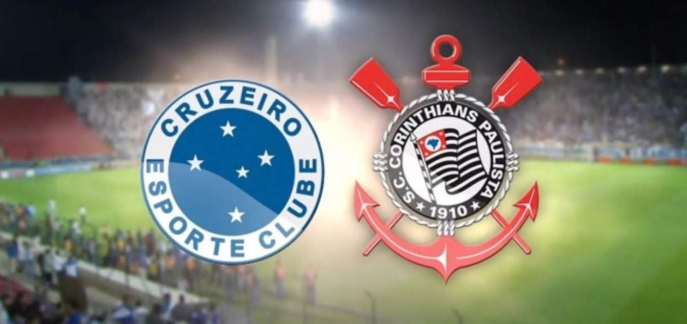 Saiba como assistir ao vivo Cruzeiro x Corinthians - Foto/Divulgação