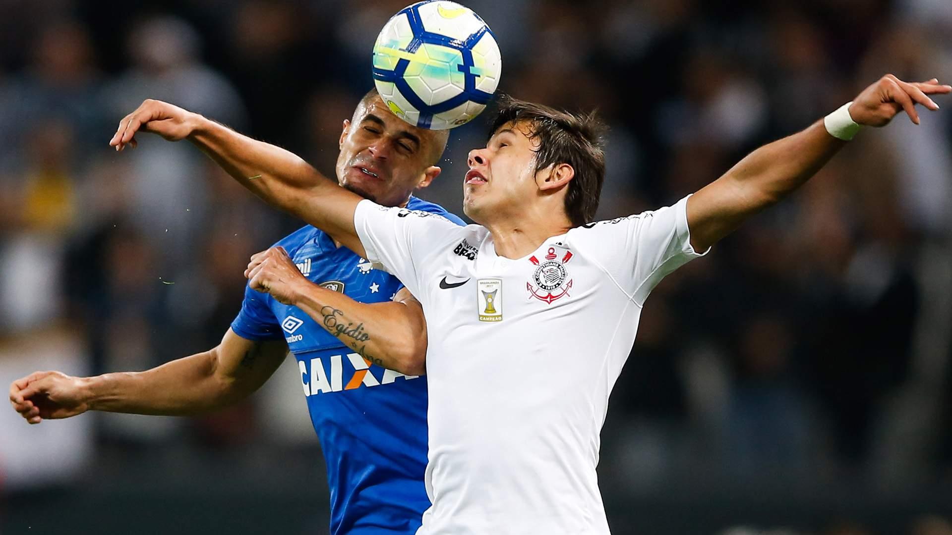 Cruzeiro x Corinthians terá transmissão ao vivo da TV Globo - Foto/Reprodução