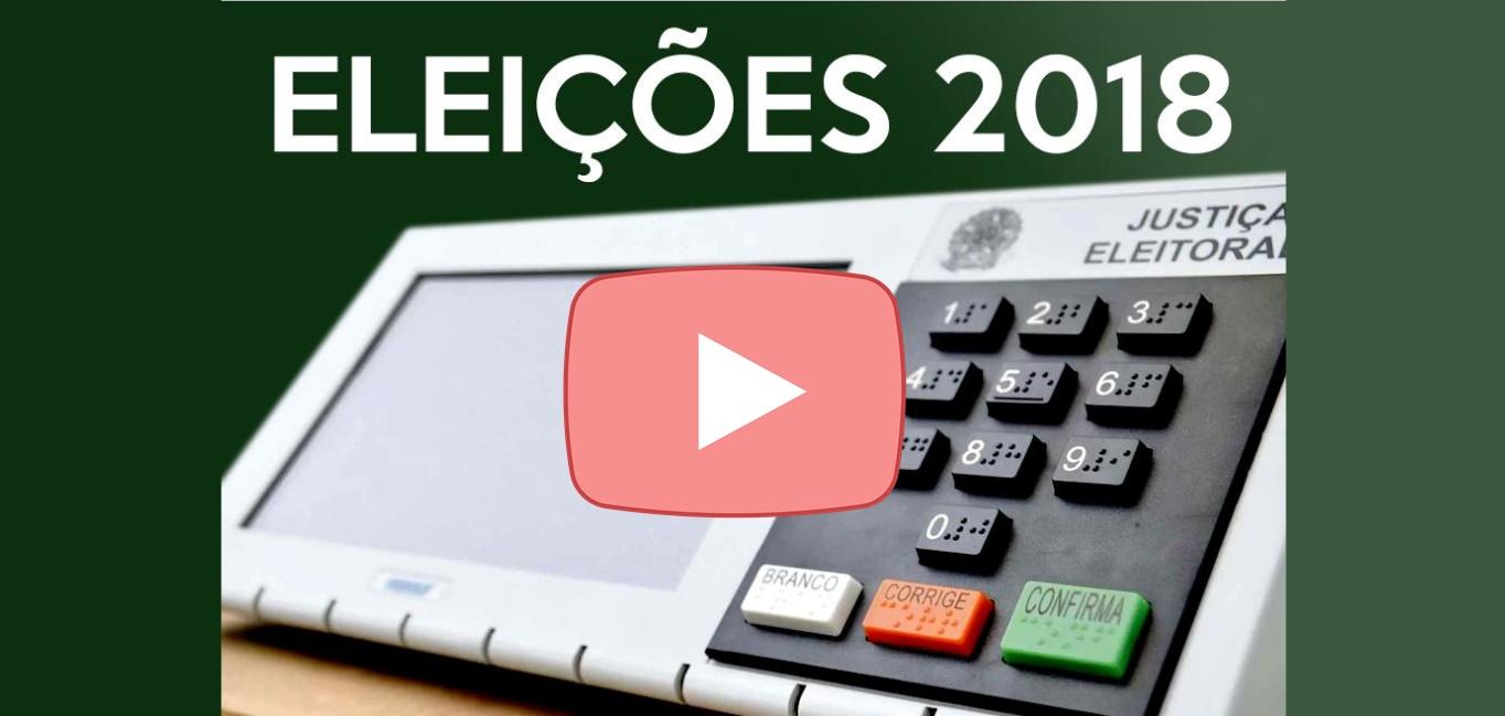 Apuração dos votos ao vivo - Foto/Divulgação