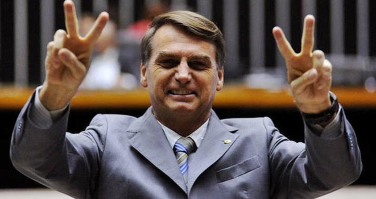Pesquisa Big Data com Veja segundo turno Jair Bolsonaro lidera. foto/Reprodução