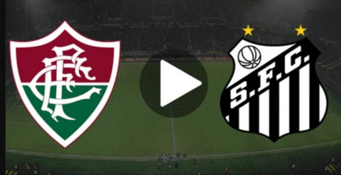 Santos x Fluminense ao vivo online – Foto/Divulgação