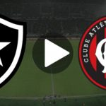 Botafogo x Atlético-PR ao vivo - Foto/Divulgação