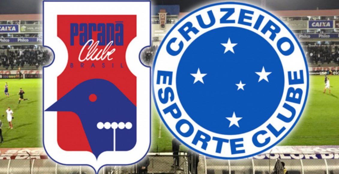 Cruzeiro x Paraná ao vivo online – Foto/Divulgação