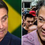 Pesquisa Boca de Urna exibe dados para presidente com Bolsonaro e Haddad - Foto/Divulgação