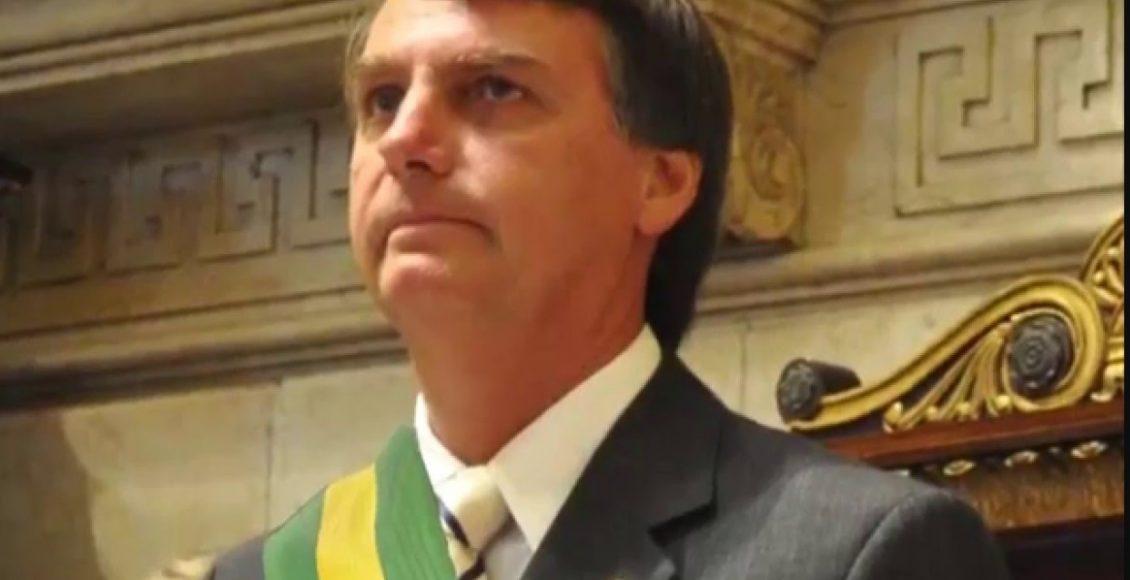 Assista  ao vivo ao primeiro pronunciamento de Jair Bolsonaro como presidente – Foto/Divulgação