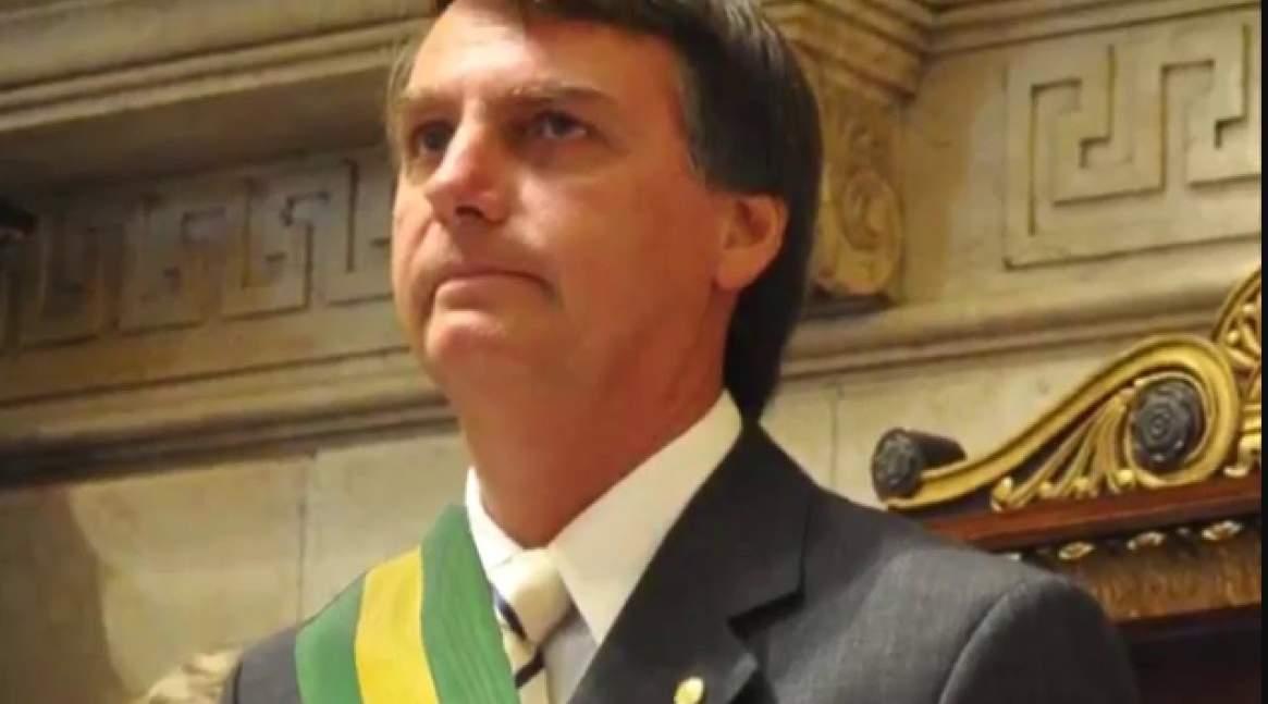 Assista ao vivo ao primeiro pronunciamento de Jair Bolsonaro como presidente - Foto/Divulgação