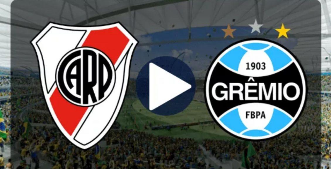 Assistir River Plate x Grêmio ao vivo online – Foto/Divulgação