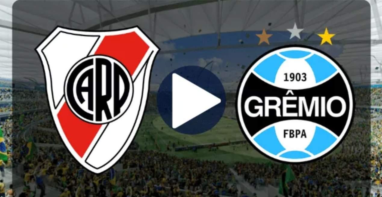 Assistir River Plate x Grêmio ao vivo online - Foto/Divulgação