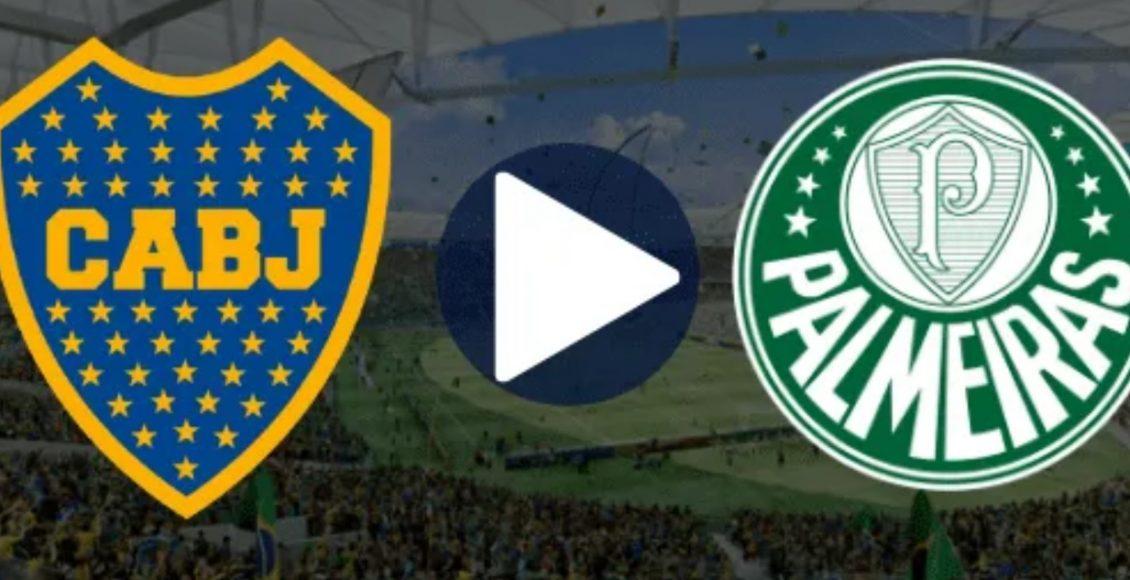 Saiba como assistir Palmeiras x Boca Juniors ao vivo online e na televisão – Foto/Divulgação