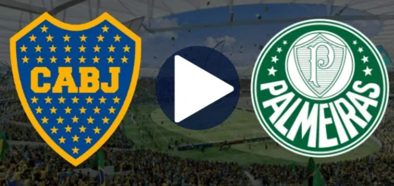 Saiba como assistir Palmeiras x Boca Juniors ao vivo online e na televisão - Foto/Divulgação