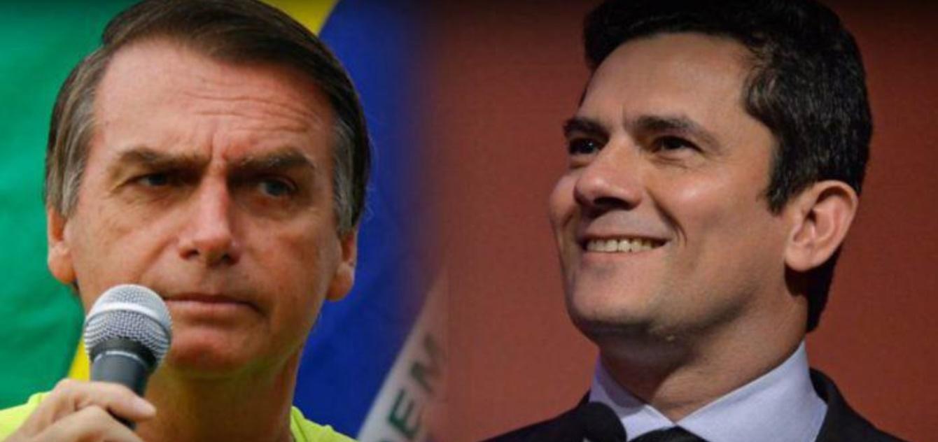 Sérgio Moro pode virar Ministro do Supremo em governo Bolsonaro - Foto/Divulgação