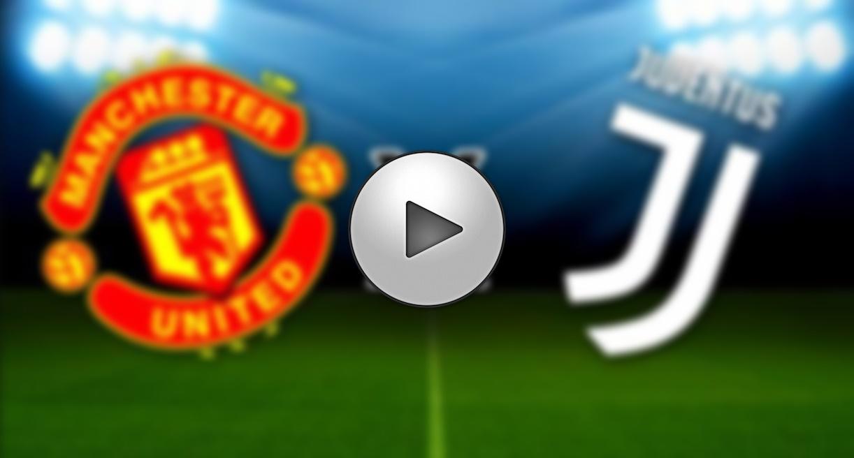 Manchester United x Juventus ao vivo - Foto/Divulgação