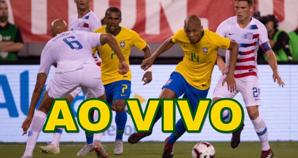 Brasil x Arábia Saudita ao vivo - Foto/Divulgação