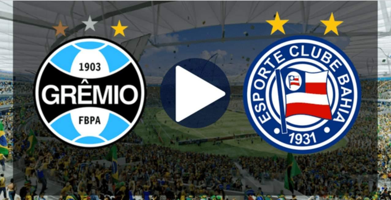 Vejo como assistir Grêmio x Bahia ao vivo - Foto