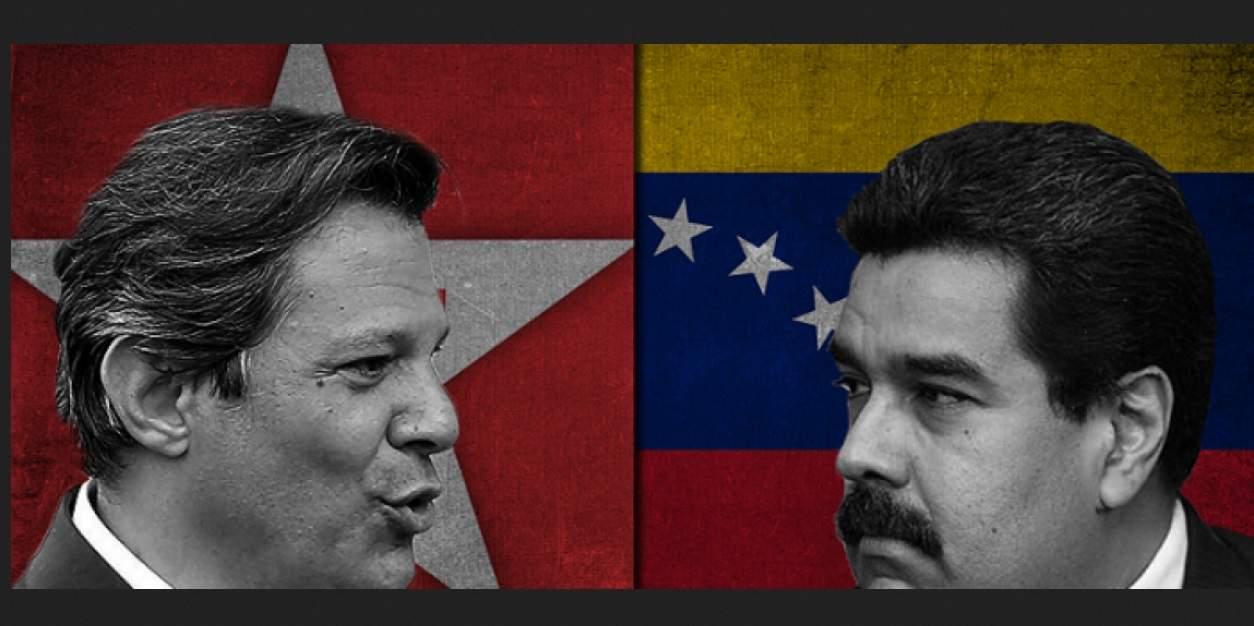 PT desaparece com Venezuela de seu site- Foto/Divulgação