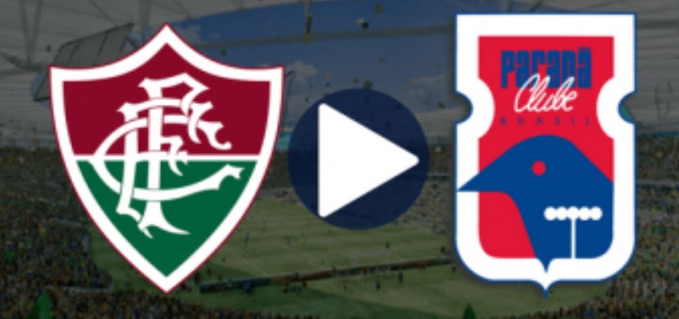 Fluminense x Paraná ao vivo - Foto/Divulgação