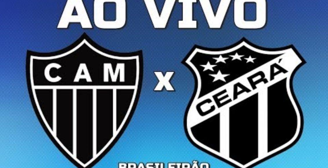 Atlético-MG x Ceará ao vivo – Foto/Divulgação