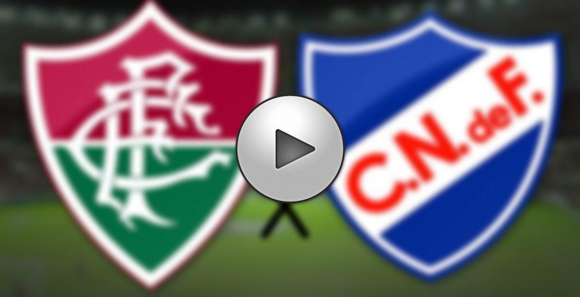 Saiba como assistir Fluminense x Nacional do Uruguai ao vivo – Foto/Montagem