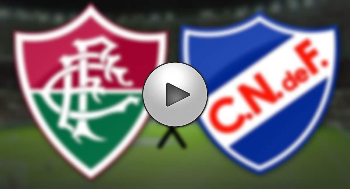 Saiba como assistir Fluminense x Nacional do Uruguai ao vivo - Foto/Montagem