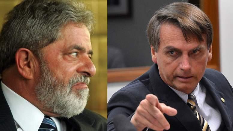 Lula envia recado para Bolsonaro sobre como será oposição e quando essa será definida - Foto/Divulgação