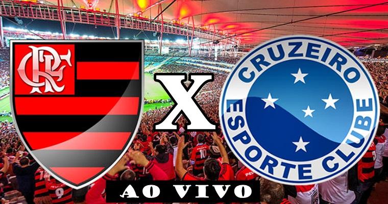 Assistir Flamengo x Cruzeiro ao vivo neste domingo. Foto/Reprodução