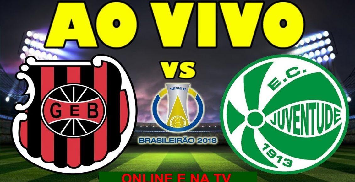 Como assistir Juventude x Brasil de Pelotas ao vivo