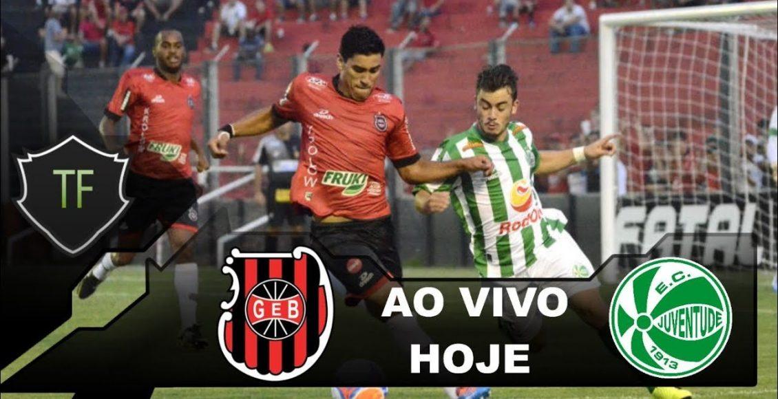 Como assistir Juventude x Brasil de Pelotas ao vivo nesta quinta-feira. Foto/Reprodução