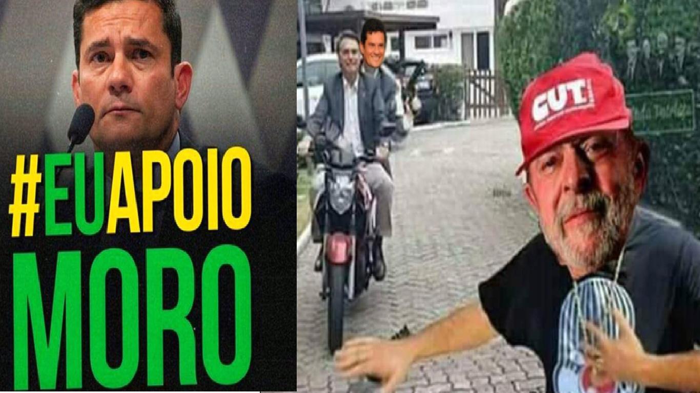 Sérgio Moro é alvo de memes no Twitter, após virar ministro da justiça do governo Bolsonaro - Foto/Divulgação