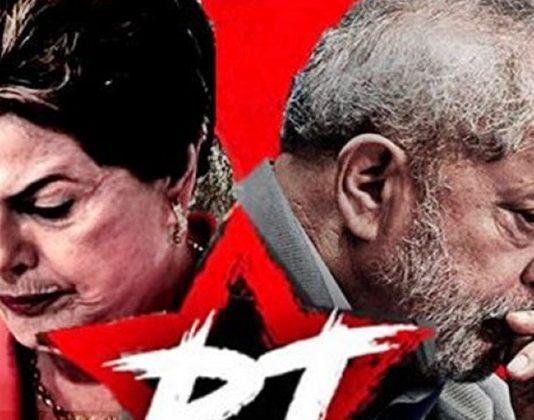 Lula e Dilma do PT. Foto/Reprodução