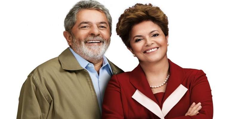 Lula e Dilma viram reus em processo da Lava Jato. Foto/Reprodução
