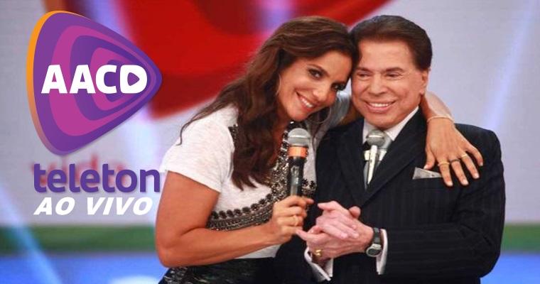 Veja como assistir o Teleton 2018 ao vivo com Ivete Sangalo. Foto/Reprodução
