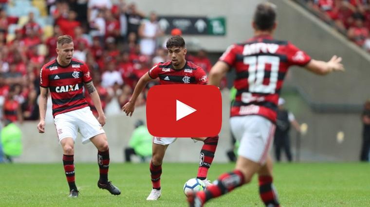Veja onde assistirSport x Flamengo ao vivo na internet. Foto/Reprodução