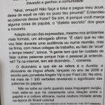 O que quer dizer Acuenda o pajubá, Dicionário Pajubá. Foto-Reprodução.