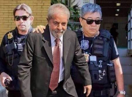 Léo Pinheiro ex-presidente da OAS entrega Lula no caso do sítio em Atibaia. Foto/Reprodução