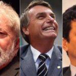 Lula diz que Sérgio Moro é parcial ao receber convite de Bolsonaro para entrar no governo e usa isso como argumento para sair da prisão - Foto/Divulgação