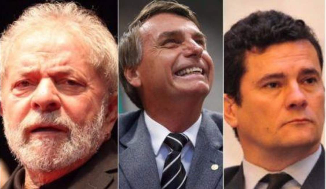 Sérgio Moro é criticado por Lula após convite de Bolsonaro - Foto/Divulgação