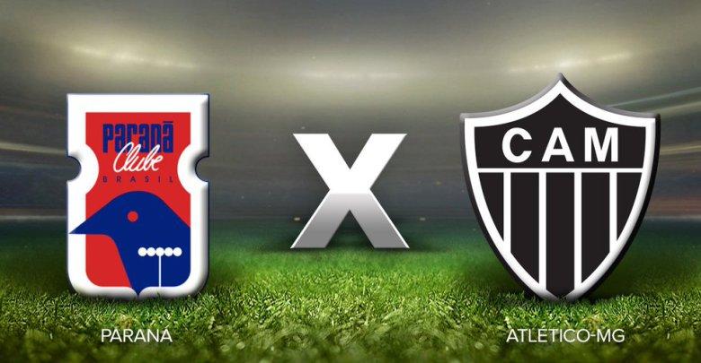 Paraná x Atlético-MG ao vivo - Foto/Divulgação