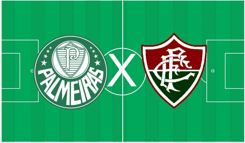 Palmeiras x Fluminense ao vivo - Foto/Divulgação