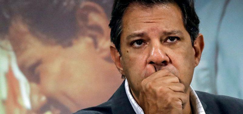 Fernando Haddad é réu em processo sobre corrupção - Foto/Divulgação