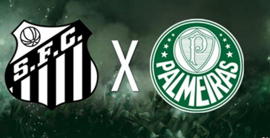Saiba como assistir Palmeiras x Santos ao vivo online e na TV neste sábado, 3 de novembro – Foto/Ilustração