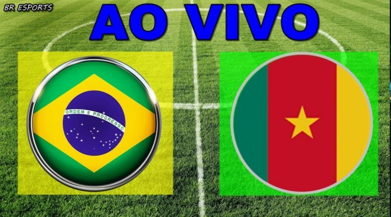 Saiba como assistir Brasil x Camarões ao vivo - Foto/Divulgação