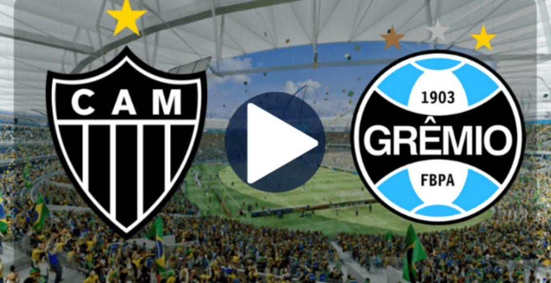 Grêmio x Atlético-MG ao vivo – Foto/Divulgação