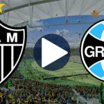 Saiba como assistir Grêmio x Atlético-MG