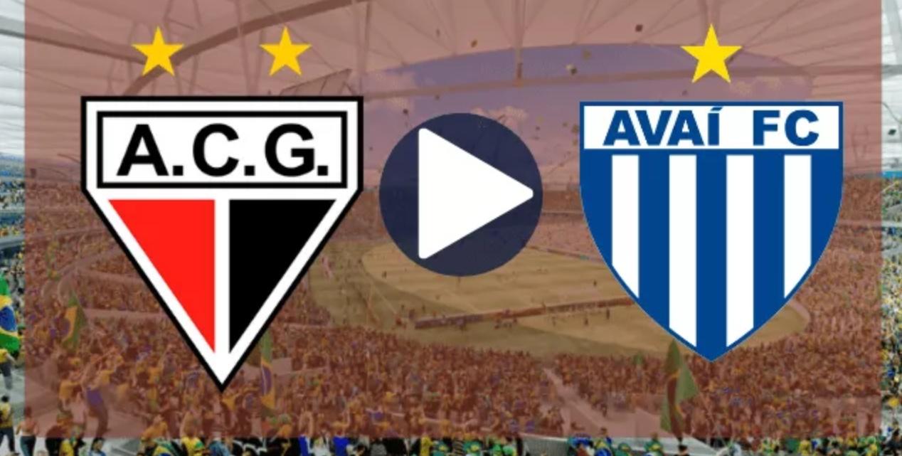 Assistir Atlético-GO x Avaí ao vivo - Foto/Divulgação