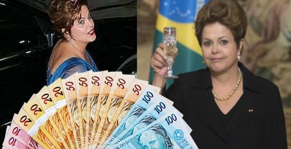 Dilma Rousseff consegue aposentadoria de cerca de 5 mil – Foto/Divulgação