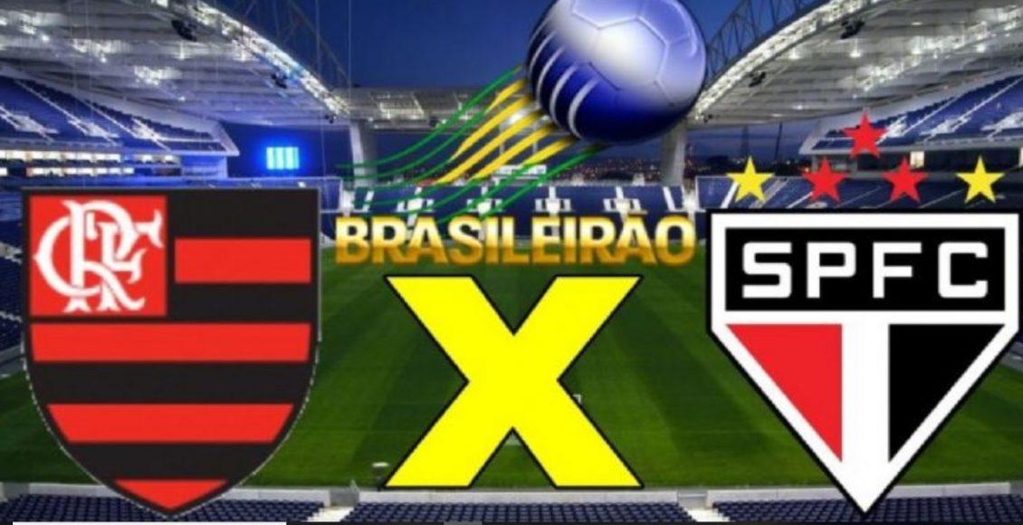 Flamengo x São Paulo ao vivo – Foto/Divulgação